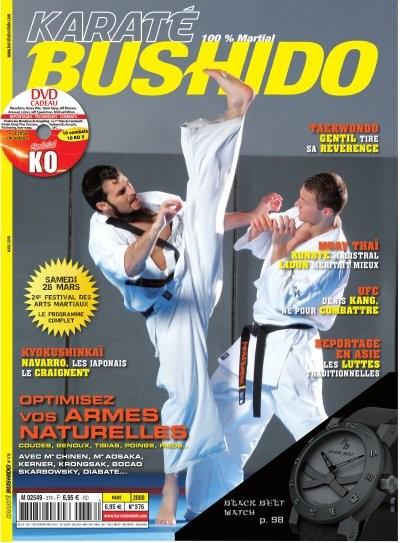 Karaté Bushido n° 376