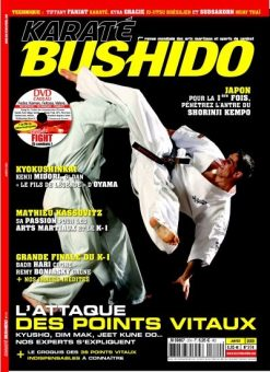 Karaté Bushido n° 374