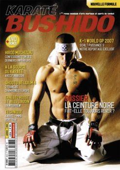 Karaté Bushido Janvier 2008 (n°363)
