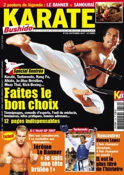 Karaté Bushido Septembre 2007 (n°359)
