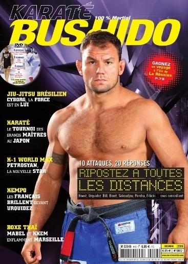 Karaté Bushido Décembre 2009 (n°0912)