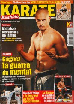 Karaté Bushido Novembre 2007 (N°361)