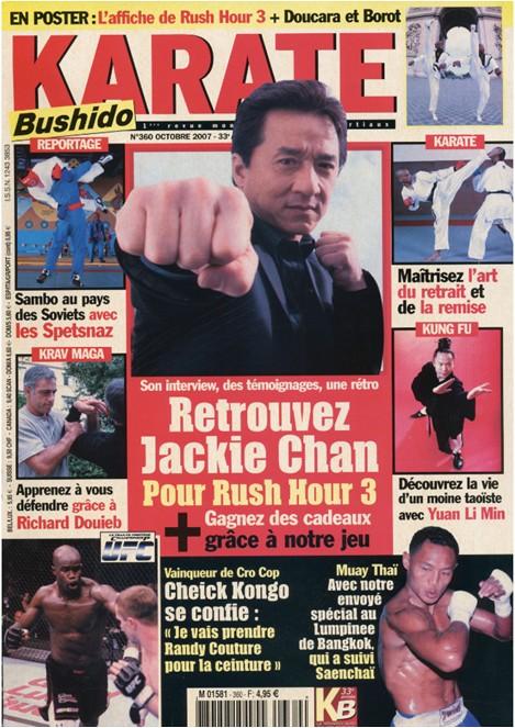 Karaté Bushido Octobre 2007 (N°360)