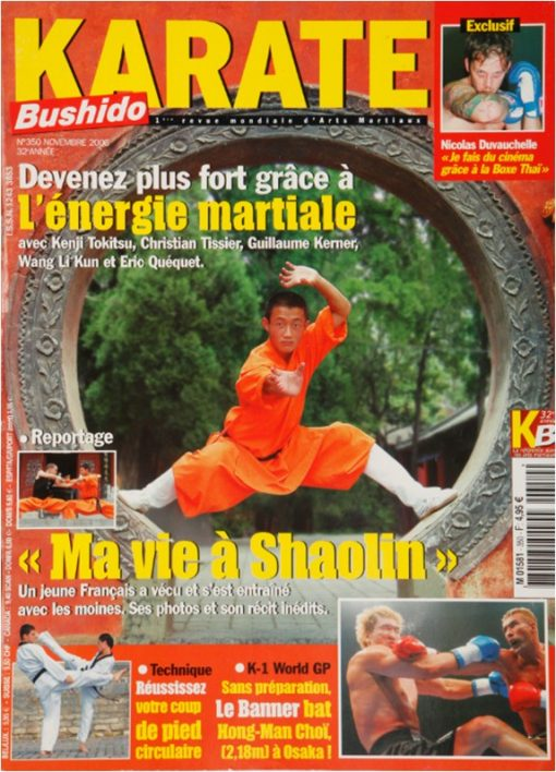 Karaté Bushido Novembre 2006 (N°350)