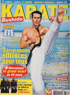 Karaté Bushido Juillet-Août 2006 (N°347)