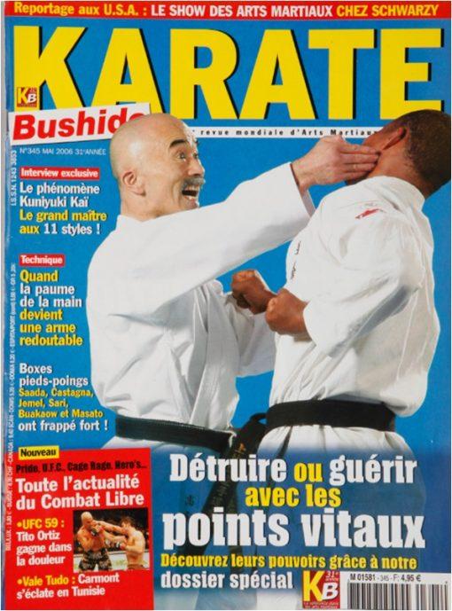 Karaté Bushido Mai 2006 (n°345)