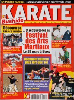 Karaté Bushido Mars 2006 (N°343)