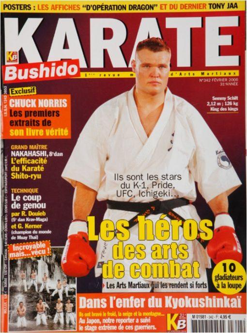 Karaté Bushido Février 2006 (N°342)