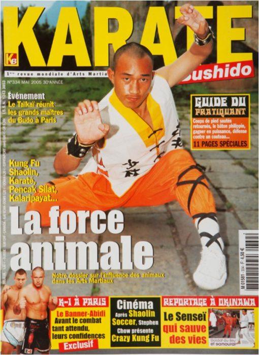 Karaté Bushido Mai 2005 (N°334)