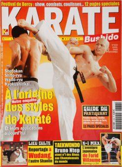 Karaté Bushido Avril 2005 (N°333)