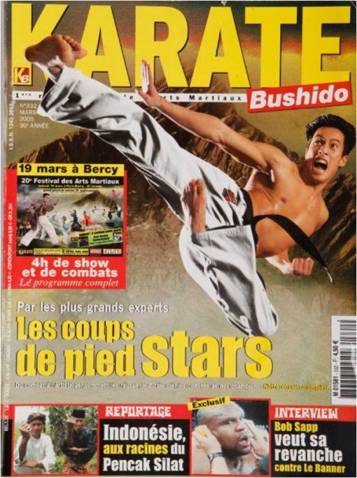Karaté Bushido Mars 2005 (N°332)