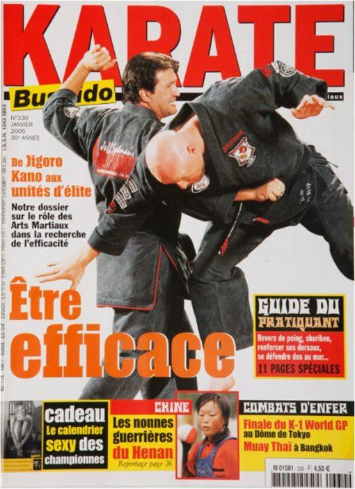 Karaté Bushido Janvier 2005(N°330)