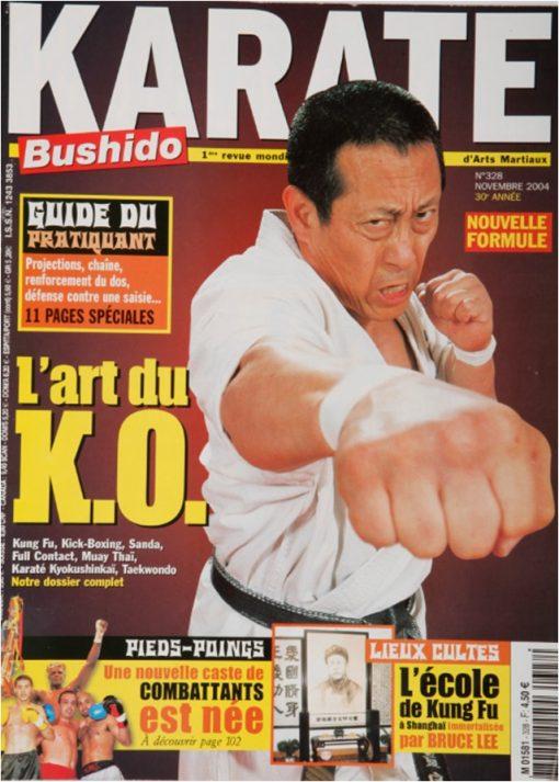 Karaté Bushido Novembre 2004 (N°328)
