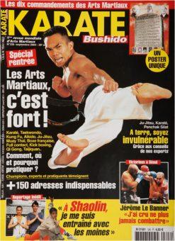 Karaté Bushido Septembre 2004 (N°326)