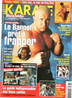 Karaté Bushido Mai 2004 (N°323)