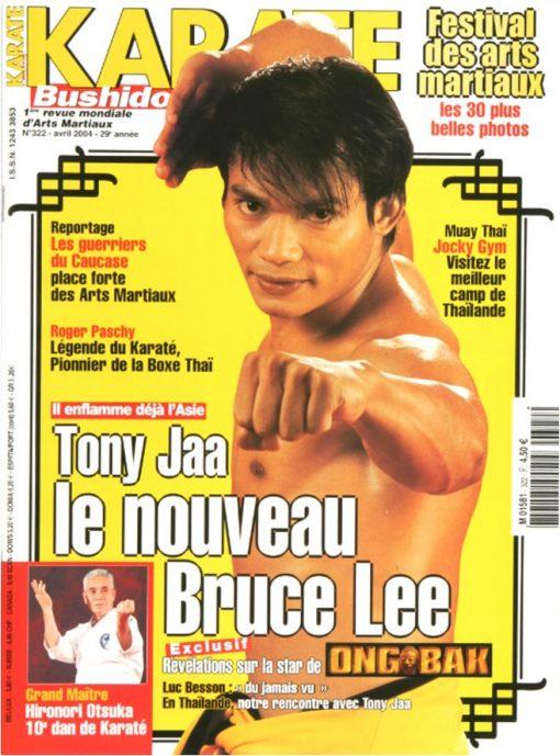 Karaté Bushido Avril 2004 (N°322)