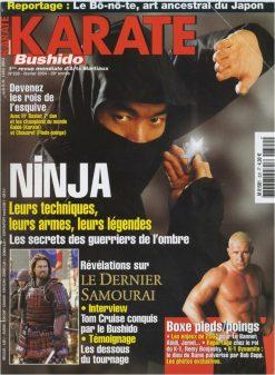 Karaté Bushido Février 2004 (N°320)
