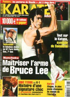 Karaté Bushido Octobre 2003 (N°316)