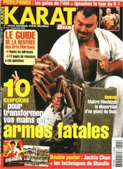 Karaté Bushido Septembre 2003 (N°315)