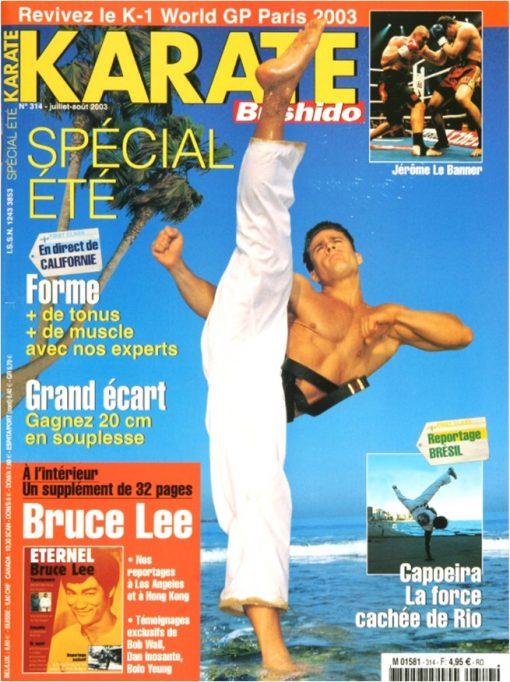 Karaté Bushido Juillet-Août 2003 (N°314)