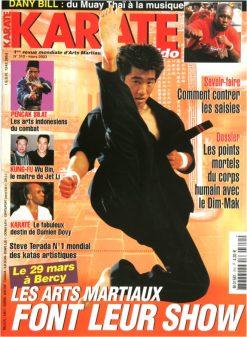 Karaté Bushido Mars 2003 (N°310)