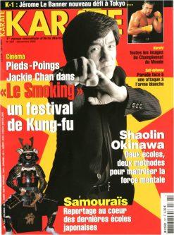 Karaté Bushido Décembre 2002 (N°307)