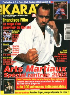 Karaté Bushido Septembre 2002 (N°304)