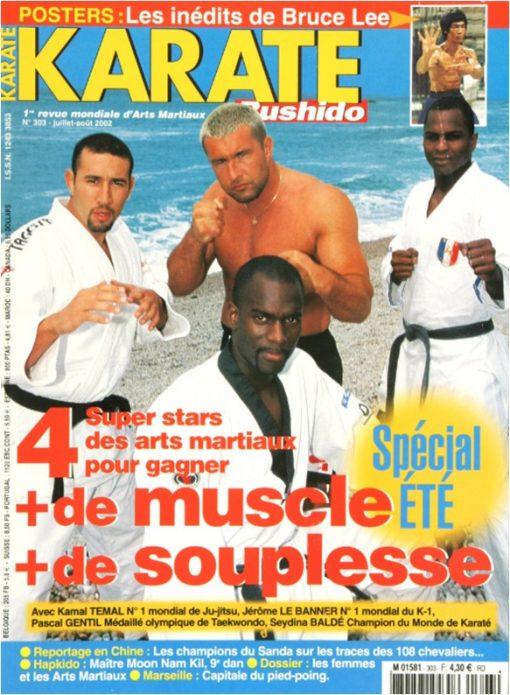 Karaté Bushido Juillet-Août 2002 (N°303)