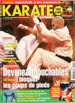 Karaté Bushido Juin 2002 (N°302)