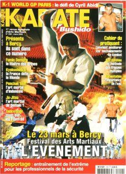 Karaté Bushido Mars 2002 (N°299)