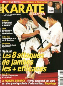 Karaté Bushido Avril 2001 (N°289)