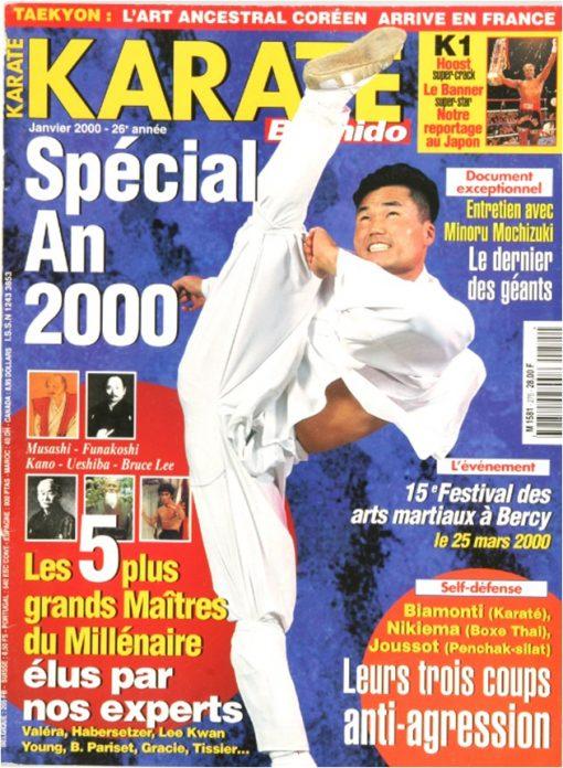 Karaté Bushido Janvier 2000 (N°275)