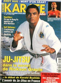 Karaté Bushido Octobre 2000 (N°283)