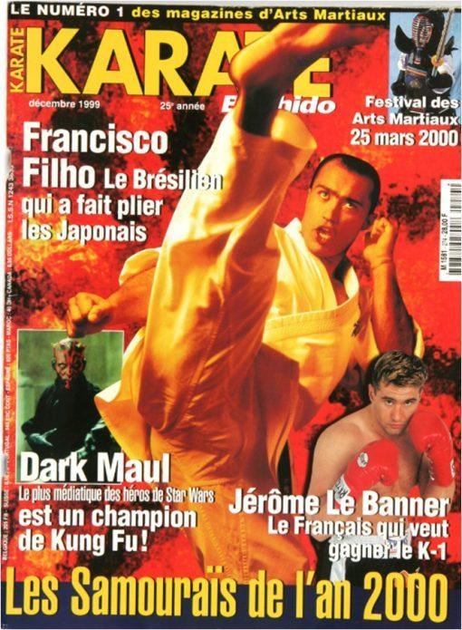 Karaté Bushido Décembre 1999 (N°274)