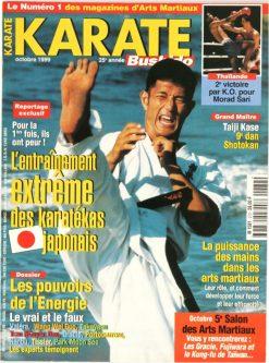 Karaté Bushido Octobre 1999 (n°272)