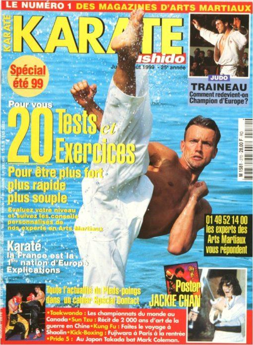 Karaté Bushido Juillet-Août 1999 (N°270)