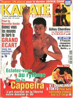 Karaté Bushido Janvier 1999 (N°264)