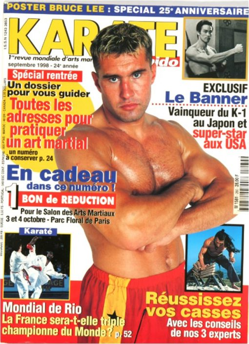 Karaté Bushido Septembre 1998 (N°260)