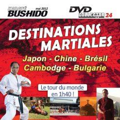 Abonnement KB + DVD Destinations Martiales