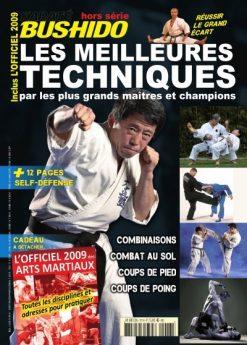 HS n°27-Meilleures techniques+Officiel des Arts Martiaux 2009