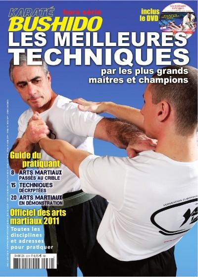 HS n°30 - Meilleures techniques + Officiel des arts martiaux 2011