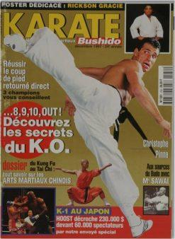 KARATE BUSHIDO DECEMBRE 1997