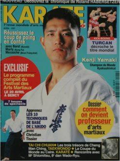 KARATE BUSHIDO AVRIL 1997