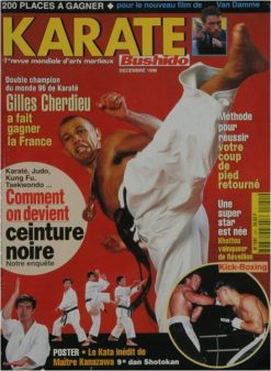 KARATE BUSHIDO DECEMBRE 1996