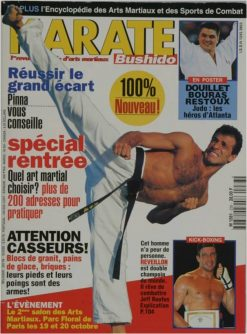 KARATE BUSHIDO SEPTEMBRE 1996