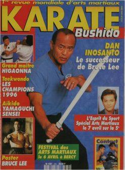 KARATE BUSHIDO AVRIL 1996
