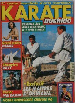 KARATE BUSHIDO FEVRIER 1996