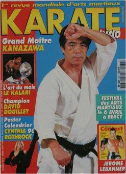 KARATE BUSHIDO JANVIER 1996