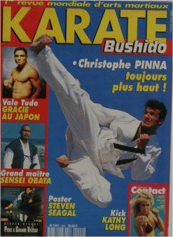 KARATE BUSHIDO OCTOBRE 1995