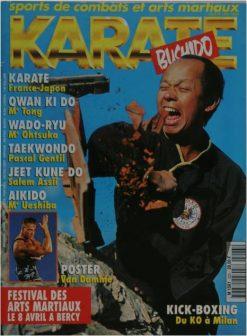 KARATE BUSHIDO AVRIL 1995